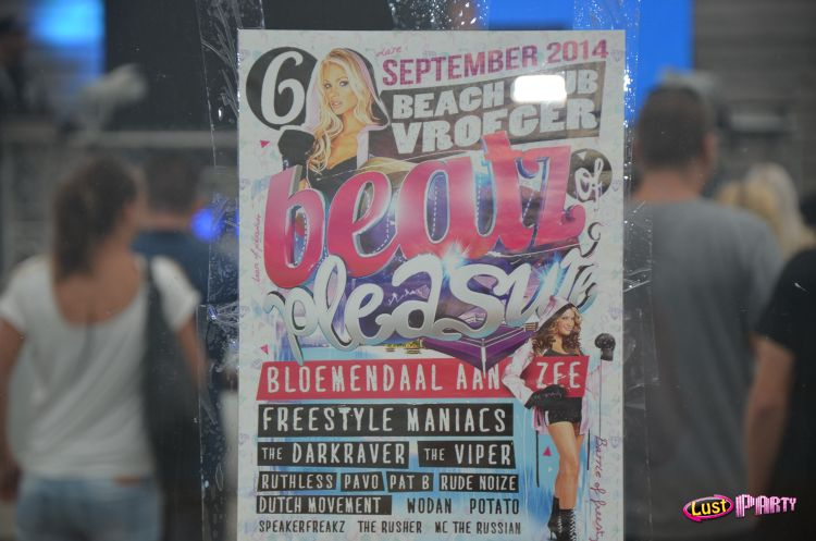 Beatz of Pleasure Beachclub Vroeger