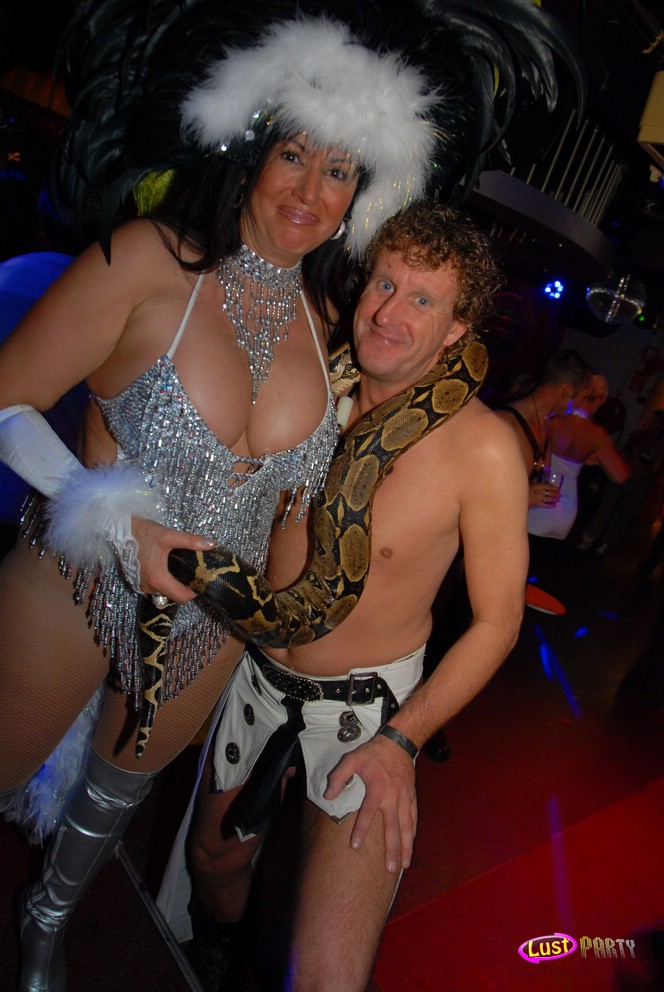 Exotica Club Organza
