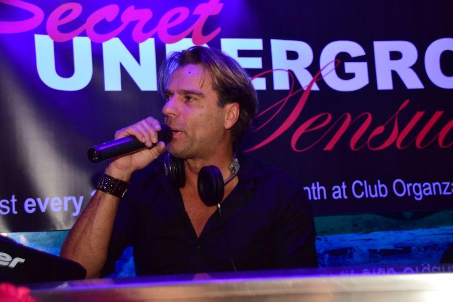 Secret Underground Club Organza