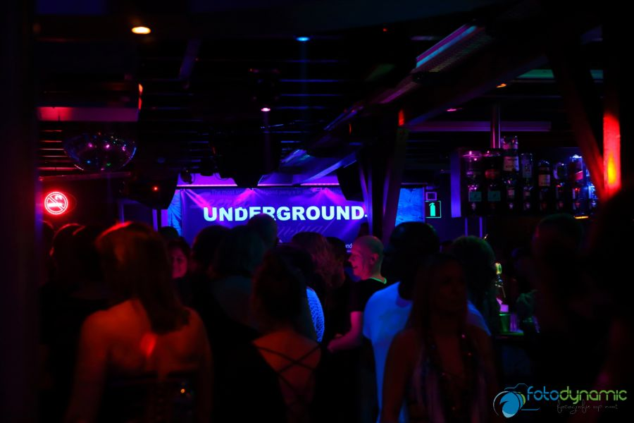 Secret Underground Club Organza