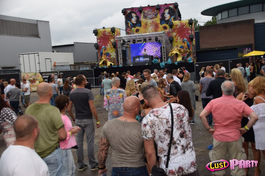 7th Heaven Outdoor Club Rodenburg Afterdreams