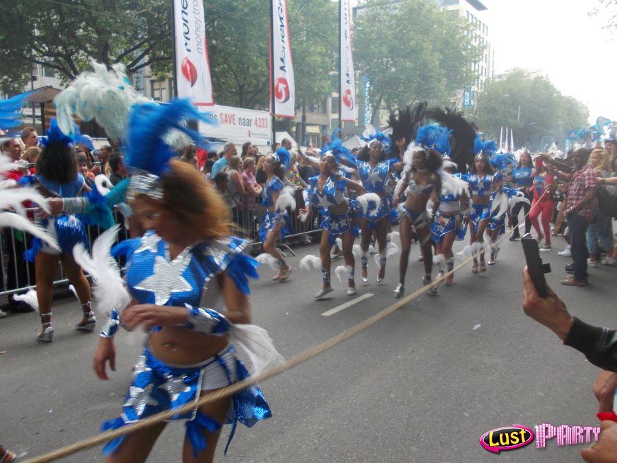 Zomercarnaval 2016 Rotterdam