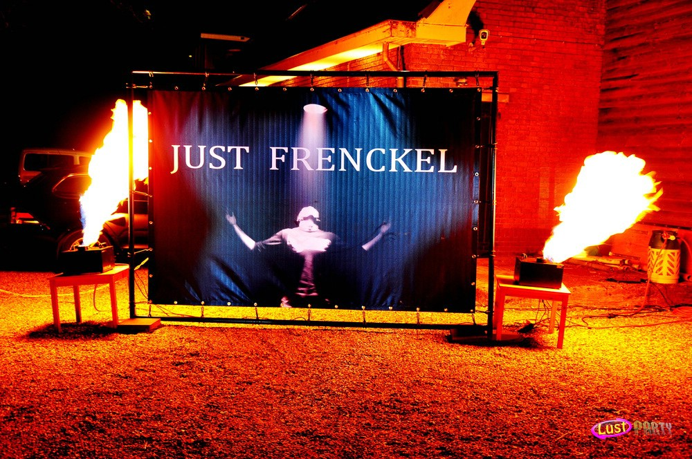 Just Frenckel Club Organza