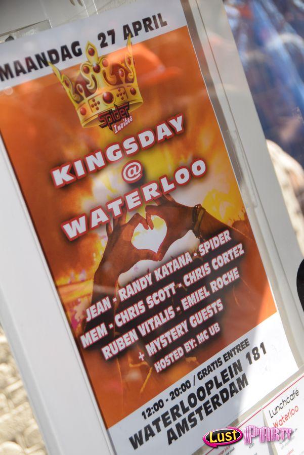 Kingsday Waterloo Afterdreams