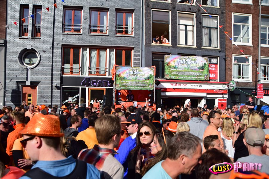 Kingsday Waterloo Afterdreams