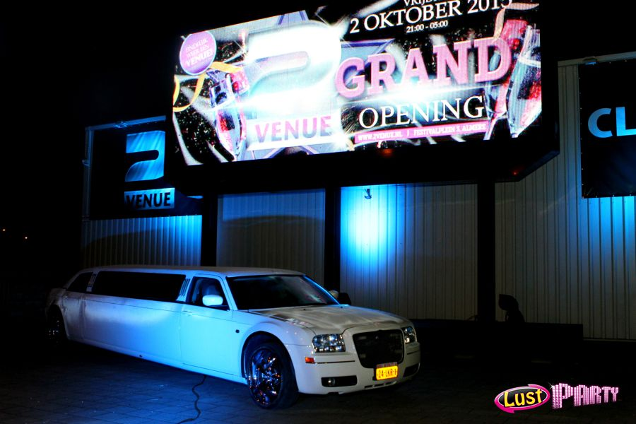 Grand Opening 2 Venue Afterdreams