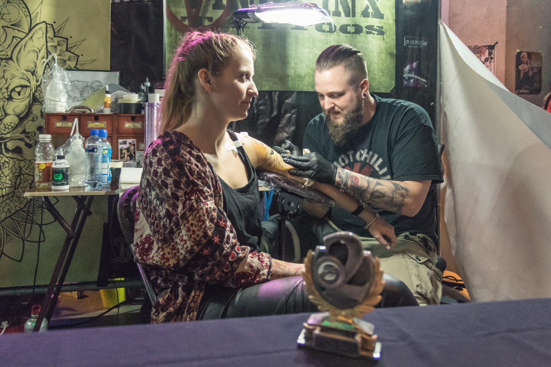Tattoo Convention Rotterdam