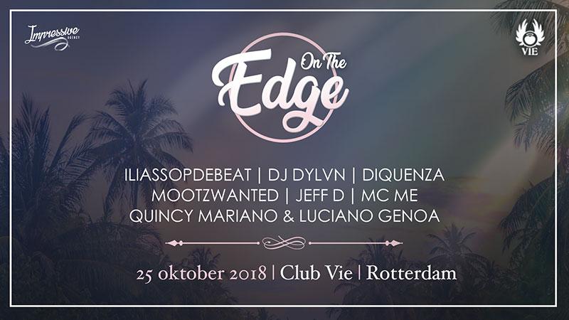 On The Edge - Club Vie