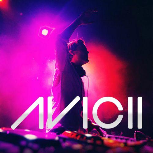 Wassenbeeld van Avicii in New York